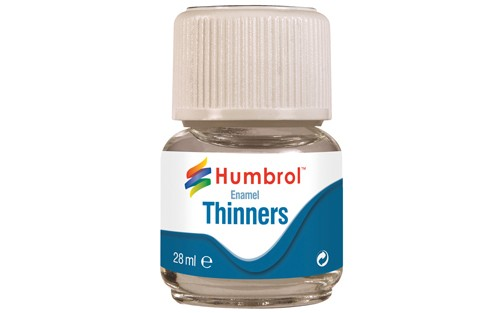 Enamel Thinners - 28ml Bottle
