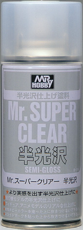MR.SUPER CLEAR SEMI-GLOSS