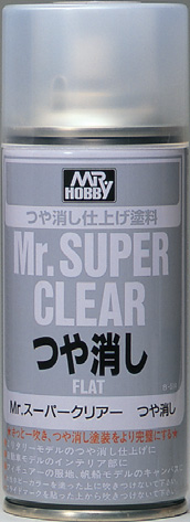 MR.SUPER CLEAR FLAT
