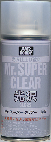 MR.SUPER CLEAR GLOSS