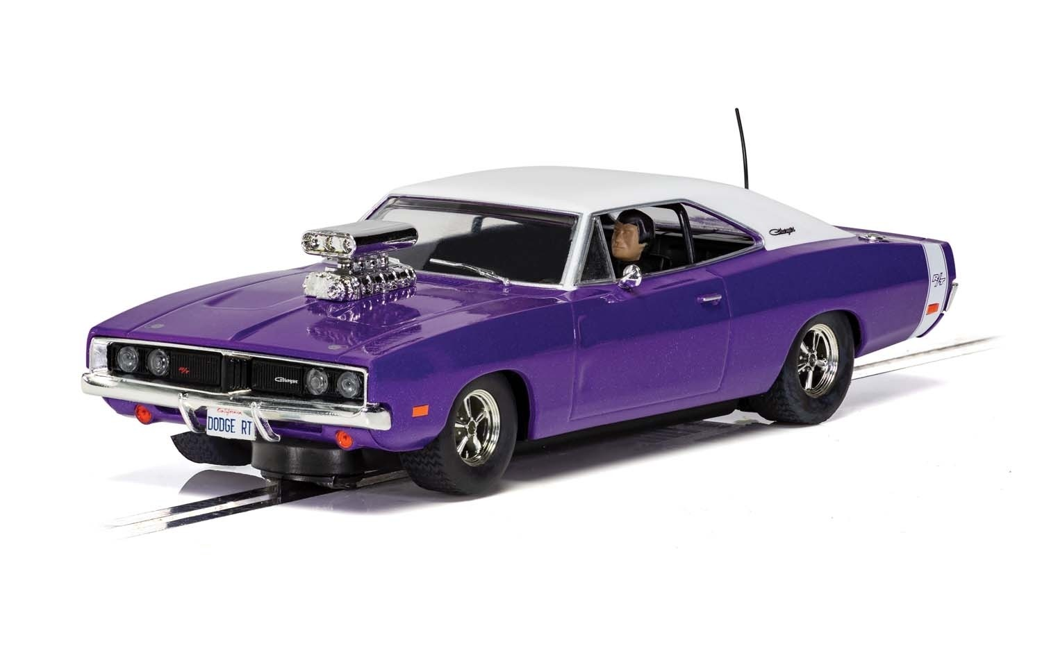 Dodge Charger R/T - Purple