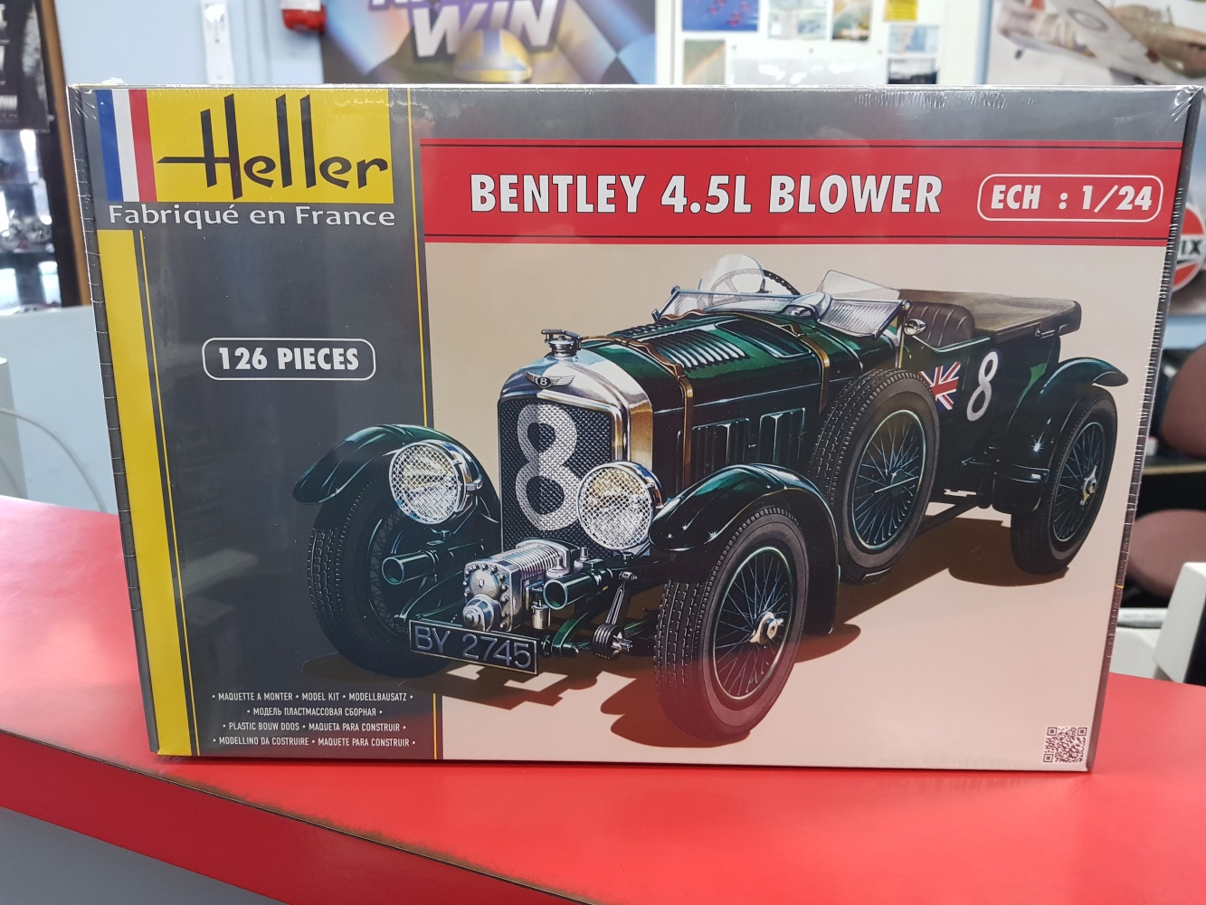 Bently Blower 4.5L