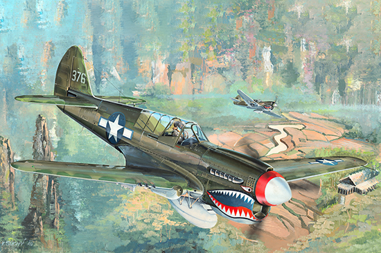 RAAF P-40N War Hawk *AUS DECAL*