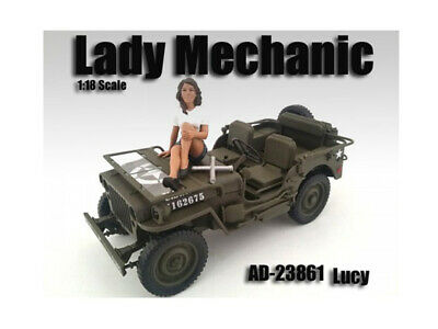 Lady Mechanic - Lucy