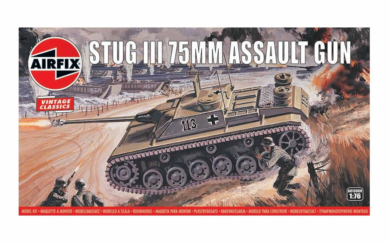 Stug III 75mm Assault Gun