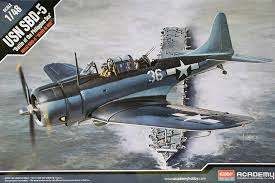 "USN SBD-5 ""Battle of the Philippine Sea"""