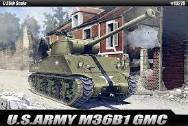 US Army M36B1 GMC