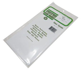 "9015 12"" x 6"" Sheets 0.015"" thickness 3 per pack"
