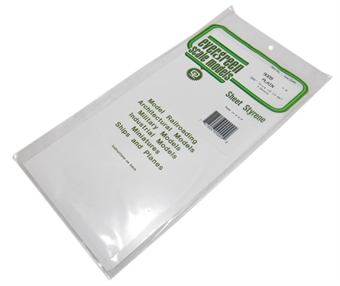 "9009 12"" x 6"" Sheets .005"" thickness 3 per pack"