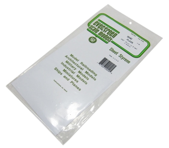 "9040 12"" x 6"" Sheets 0.040"" thickness 2 per pack"