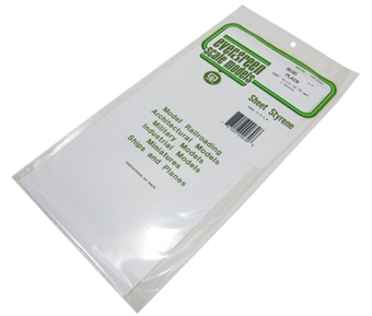 "9030 12"" x 6"" Sheets 0.030"" thickness 2 per pack"