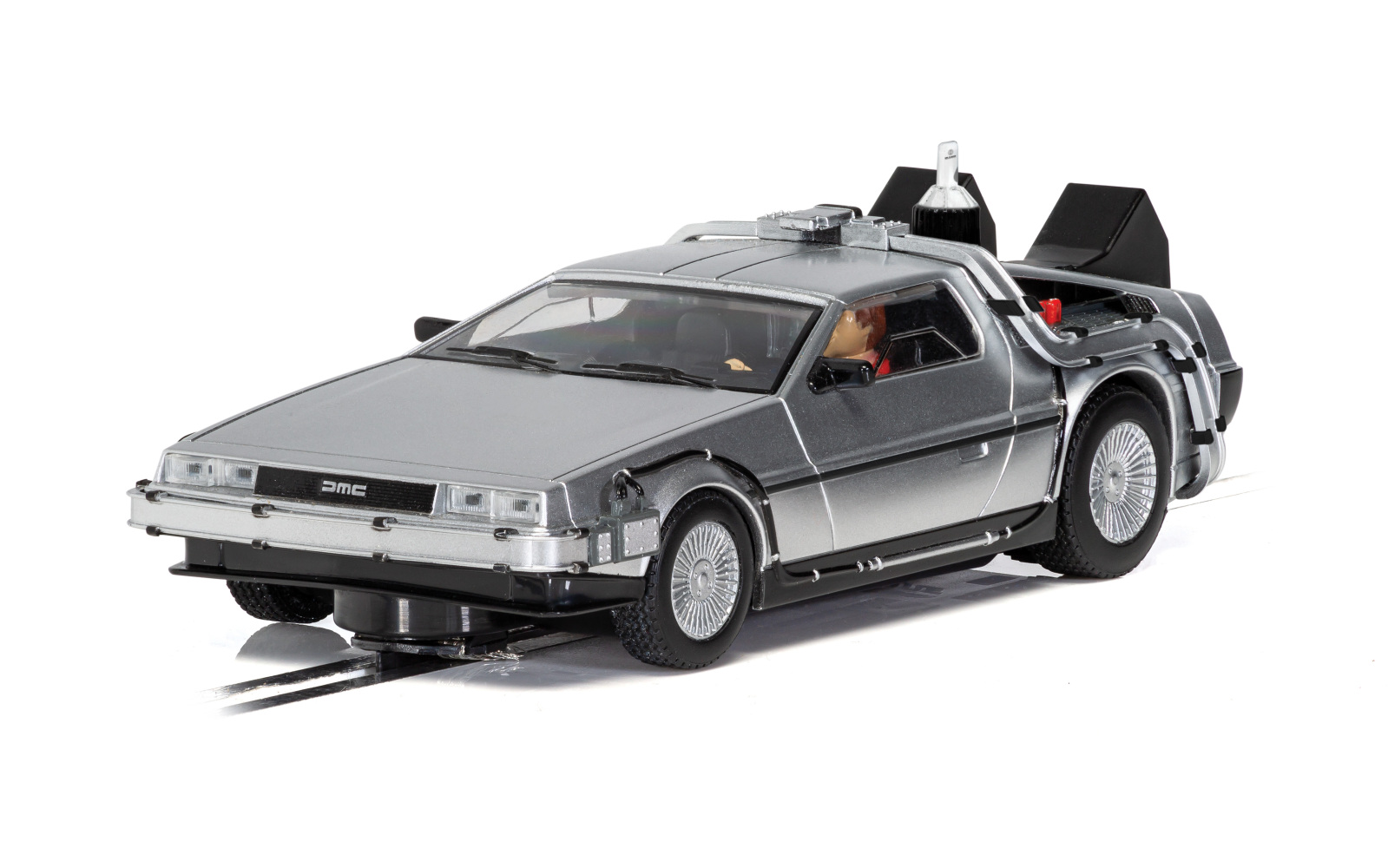 DeLorean from the Back to the Future 2