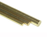 ROUND BRASS ROD 0.5mm