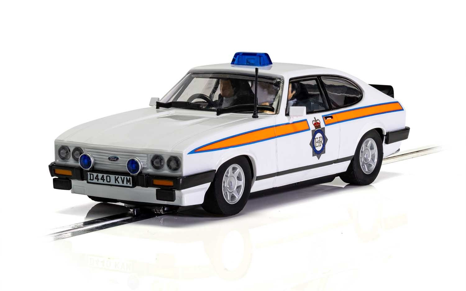 Ford Capri MK3 - Greater Manchester Police