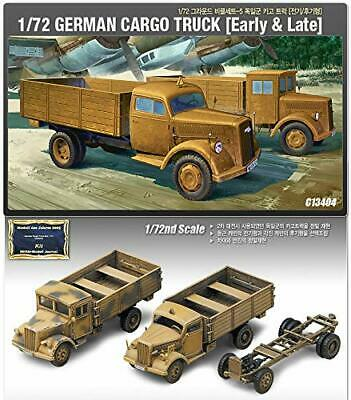 WWII German Cargo Truck(Early & Late Type)