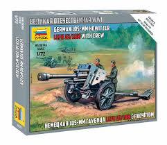 German Howitzer leFH-18