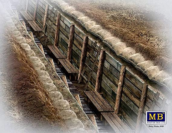 WWI & WWII Trenches