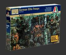 German Elite Troops WW 2