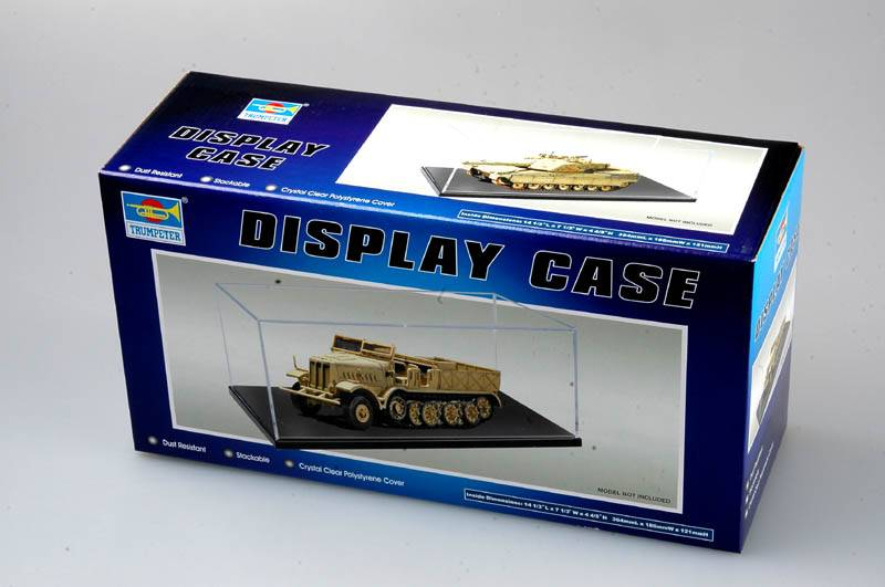 Display Case 364 x 186 x 121 mm