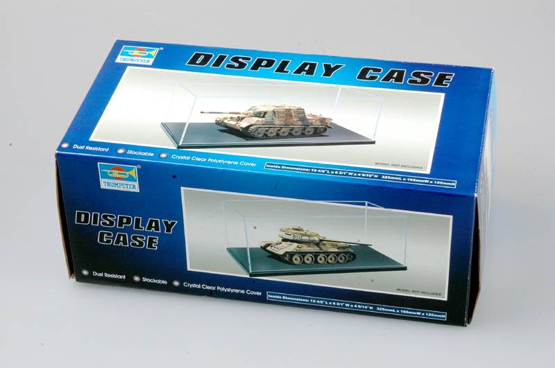 Display Case 325 x 165 x 125 mm