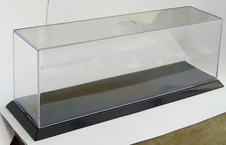 Display Case 257 x 66 x 82 mm