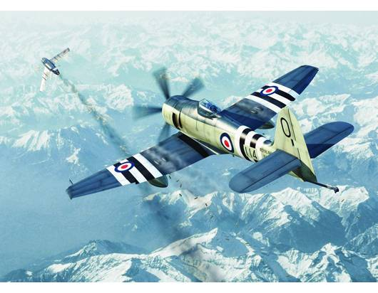 HAWKER SEA FURY FB.II