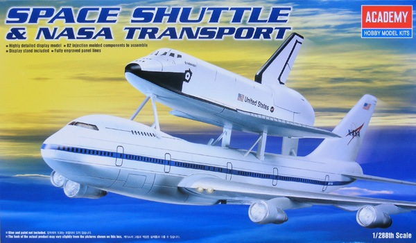 NASA SPACE SHUTTLE &TRANSPORTER