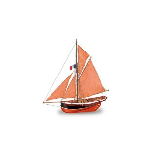 JOLIE BRISE Wooden Ship Kit
