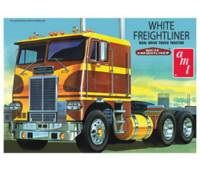 White Freightliner® Dual Drive Cabover Tractor