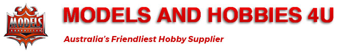 Models And Hobbies 4U | Australia's Friendliest Model & Hobby Shop