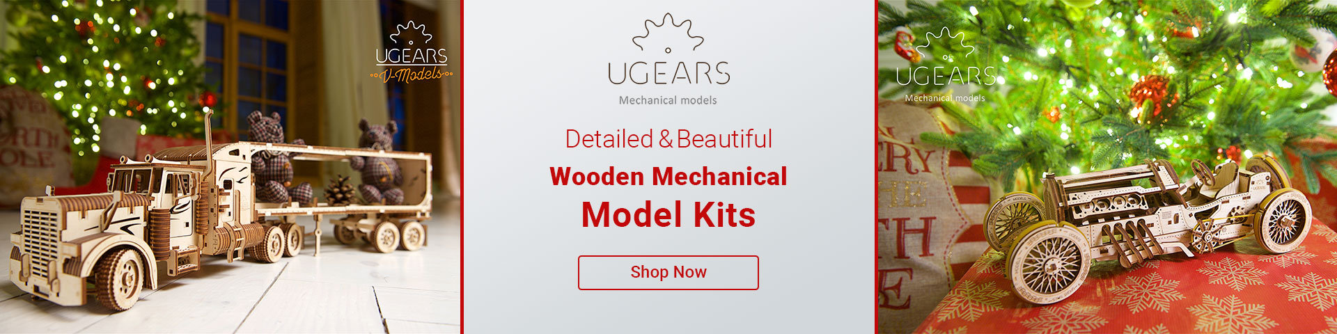 view the Ugears range